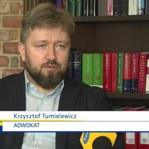 Adwokat Krzysztof Tumielewicz # główne wydanie Faktów TVN # koronawirus # odpowiedzialność karna