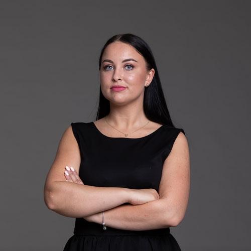 sekretarz kancelarii Kamila Cicha
