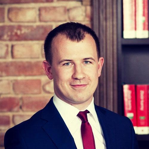 aplikant adwokacki Konrad Rydzewski