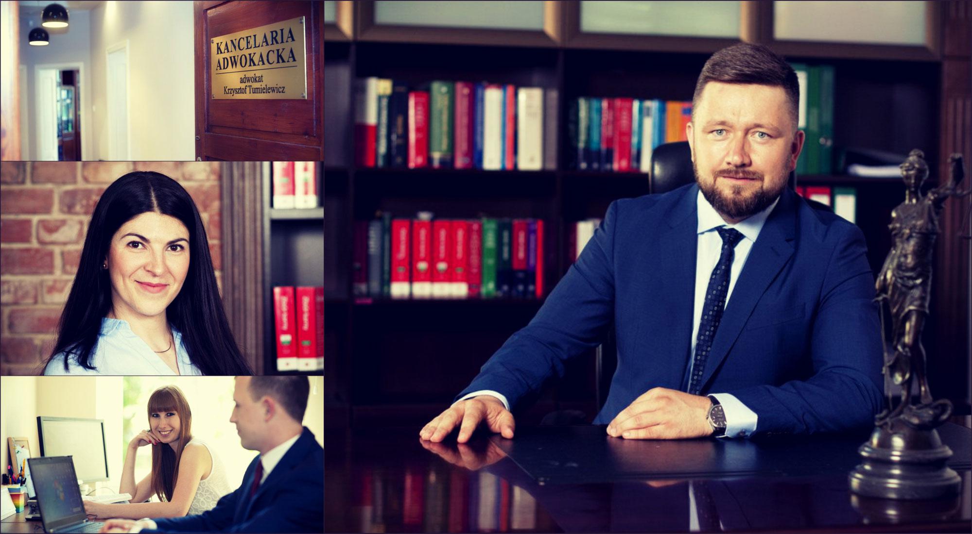 Profesjonalne usługi prawnicze